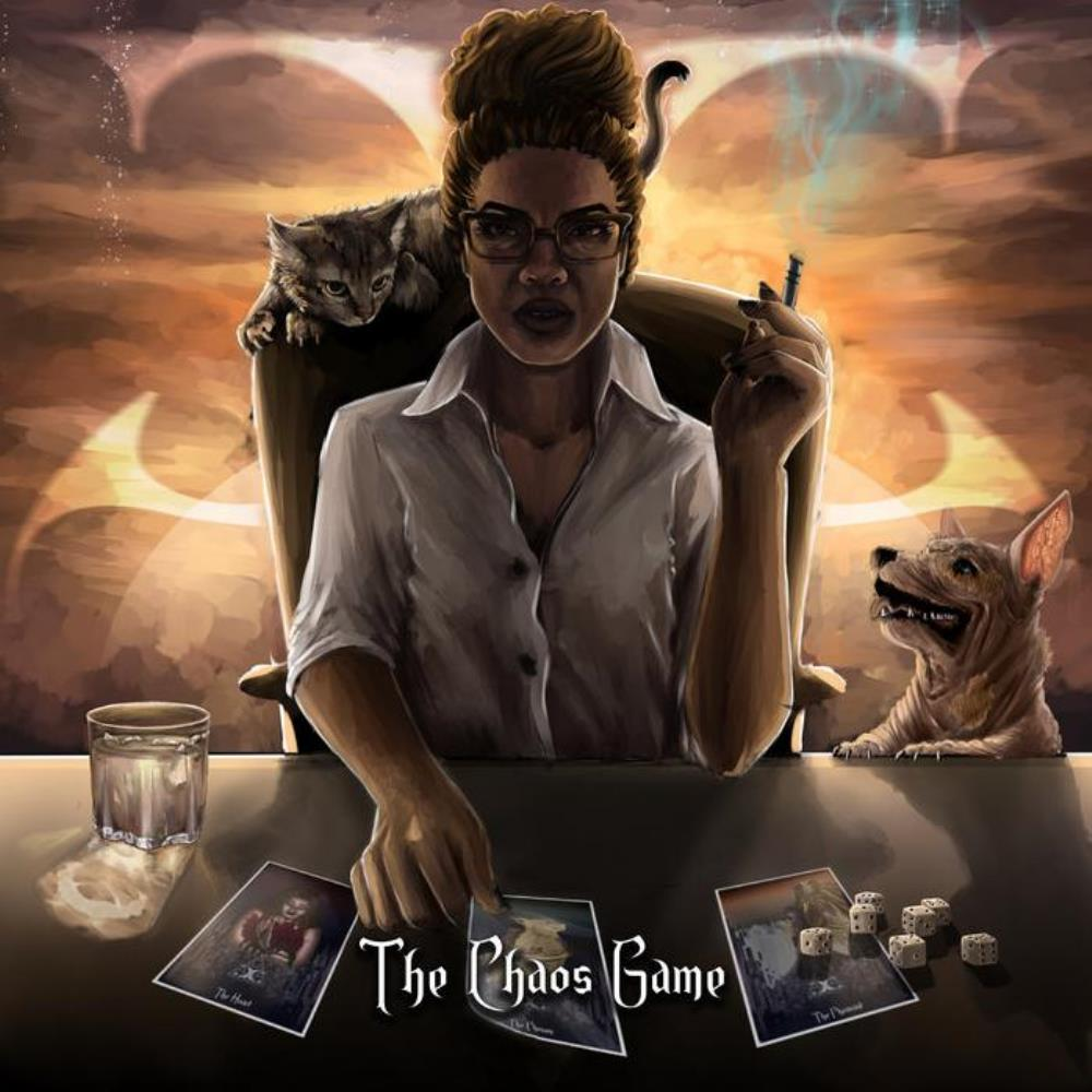 The Chaos Game by CABINETS OF CURIOSITY album cover