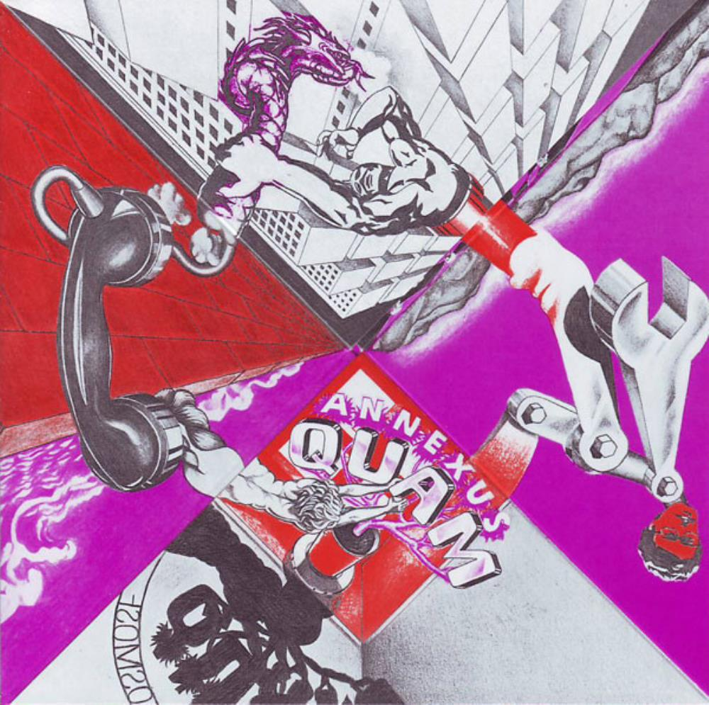 Osmose by ANNEXUS QUAM album cover