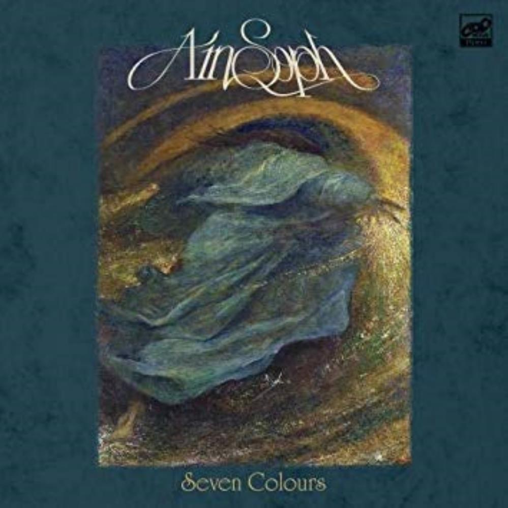 Seven Colours by AIN SOPH album cover