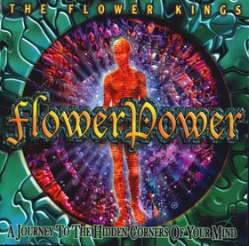 The Flower Kings - Flower Power CD (album) cover