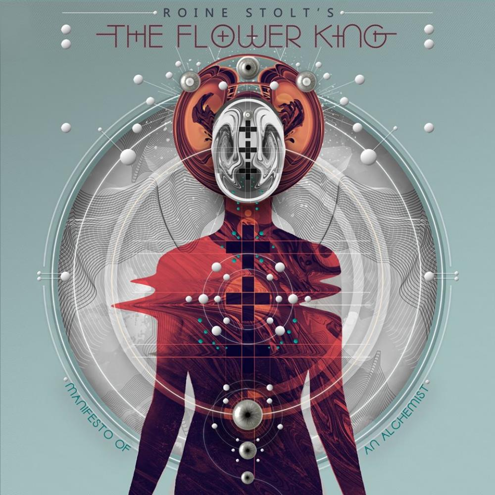 The Flower Kings Manifesto Of An Alchemist (as Roine Stolt's The Flower Kings) album cover