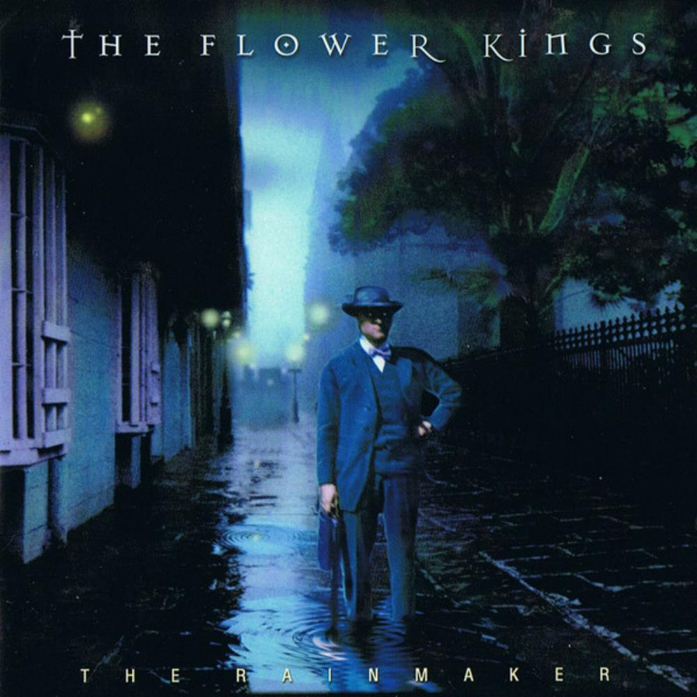 The Rainmaker by FLOWER KINGS, THE album cover