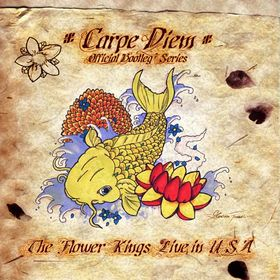 The Flower Kings Carpe Diem album cover