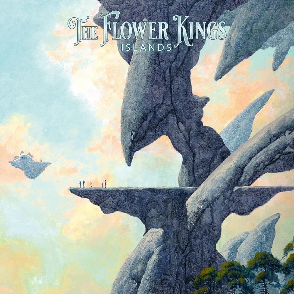 Islands by FLOWER KINGS, THE album cover