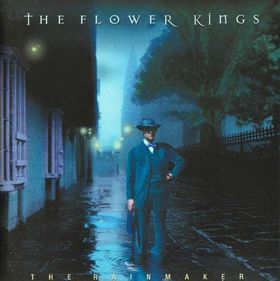 The Flower Kings - The Rainmaker CD (album) cover