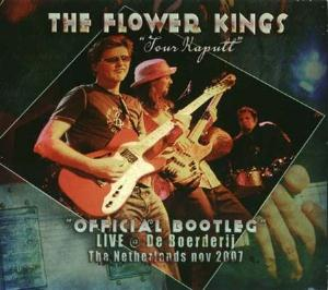 The Flower Kings Tour Kaputt album cover