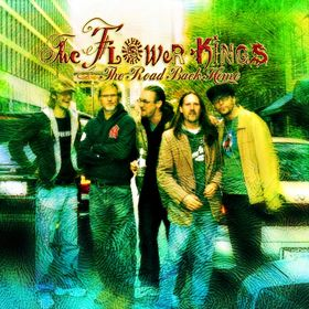 The Flower Kings The Road Back Home album cover