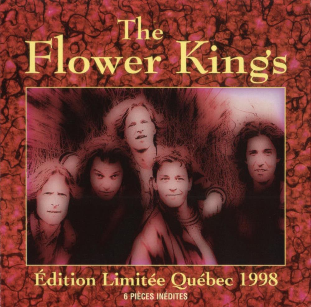 The Flower Kings Edition Limitee Quebec 1998 album cover