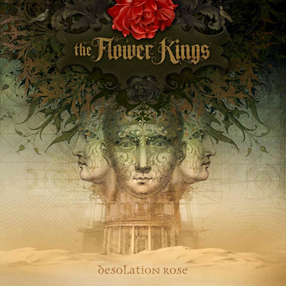Desolation Rose by FLOWER KINGS, THE album cover