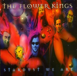 The Flower Kings Stardust We Are album cover