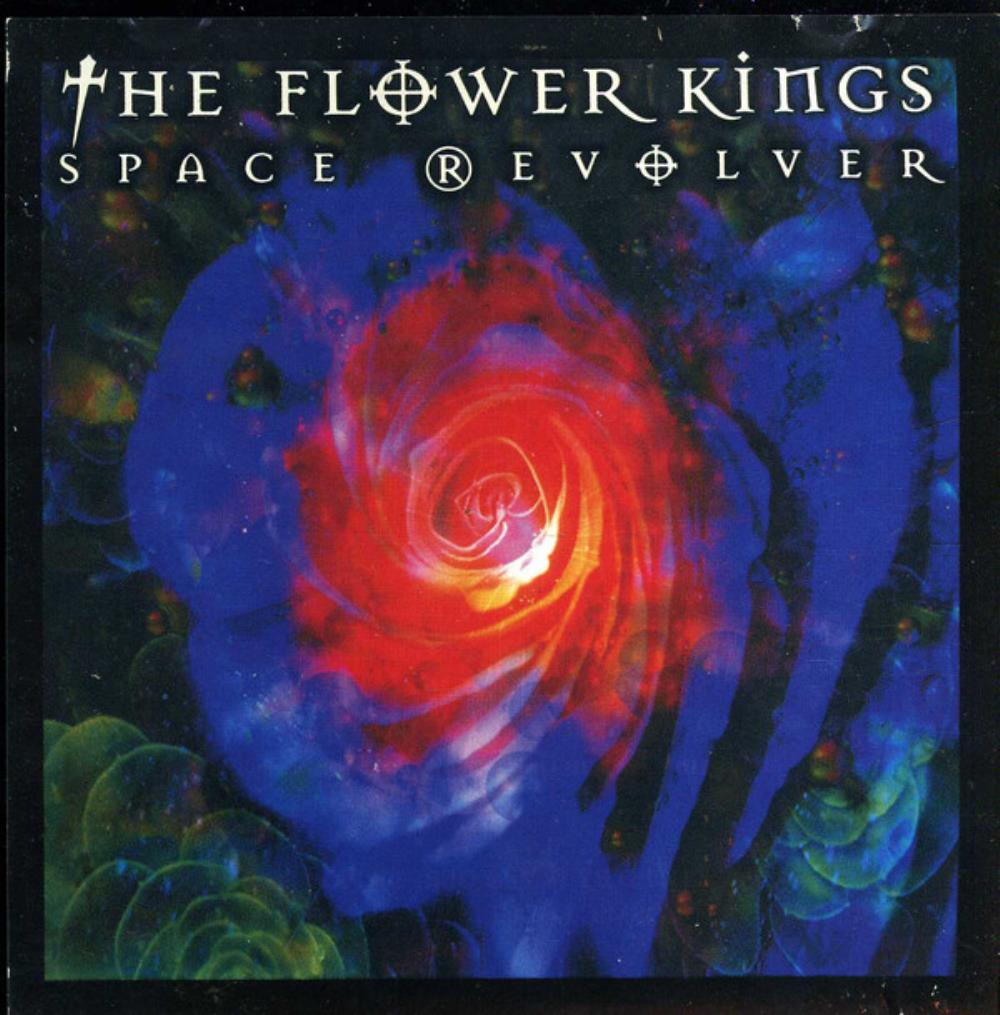 The Flower Kings Space Revolver album cover