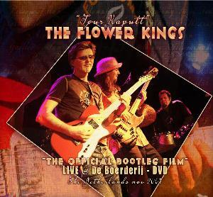 Tour Kaputt by FLOWER KINGS, THE album cover