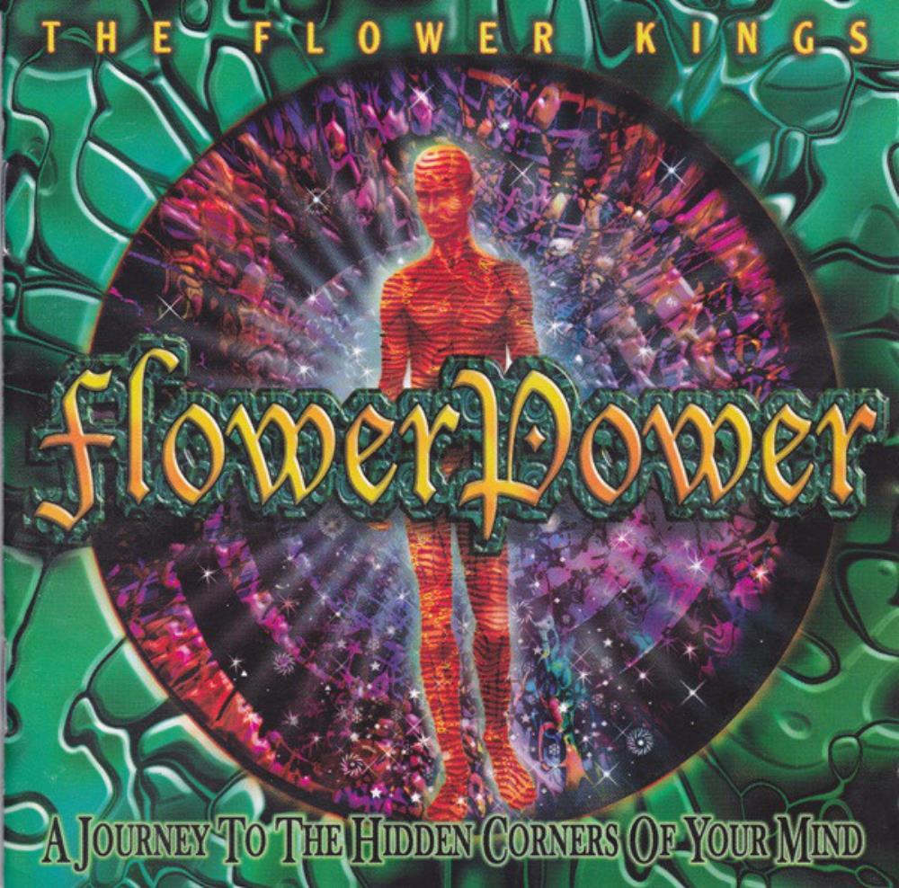 Flower Power by FLOWER KINGS, THE album cover