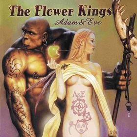 The Flower Kings Adam & Eve album cover