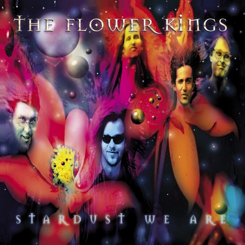 The Flower Kings - Stardust We Are CD (album) cover