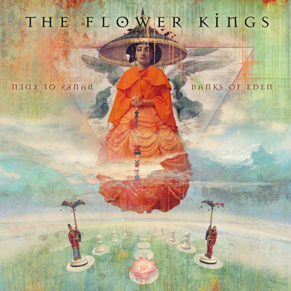 Banks Of Eden by FLOWER KINGS, THE album cover
