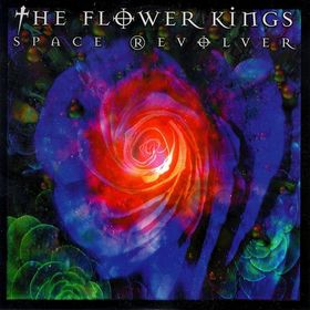 The Flower Kings - Space Revolver CD (album) cover