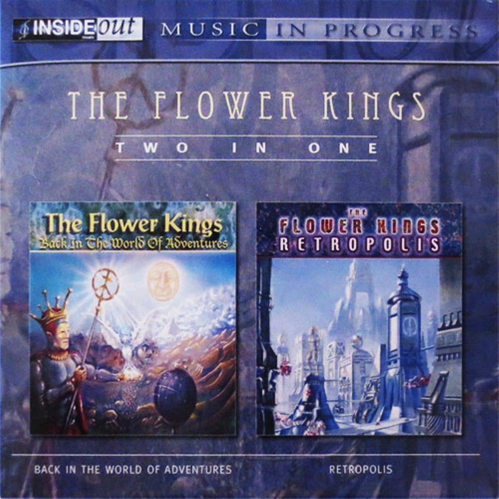Two In One by FLOWER KINGS, THE album cover