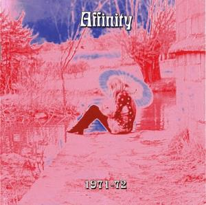 Affinity - Affinity 1971-72 CD (album) cover