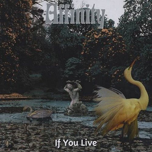 Affinity - If You Live CD (album) cover