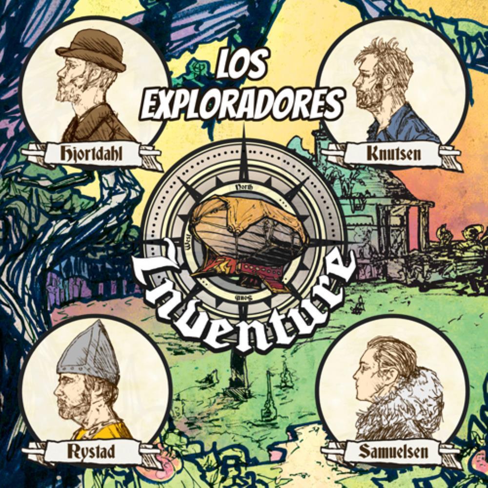 Inventure by EXPLORADORES, LOS  album cover