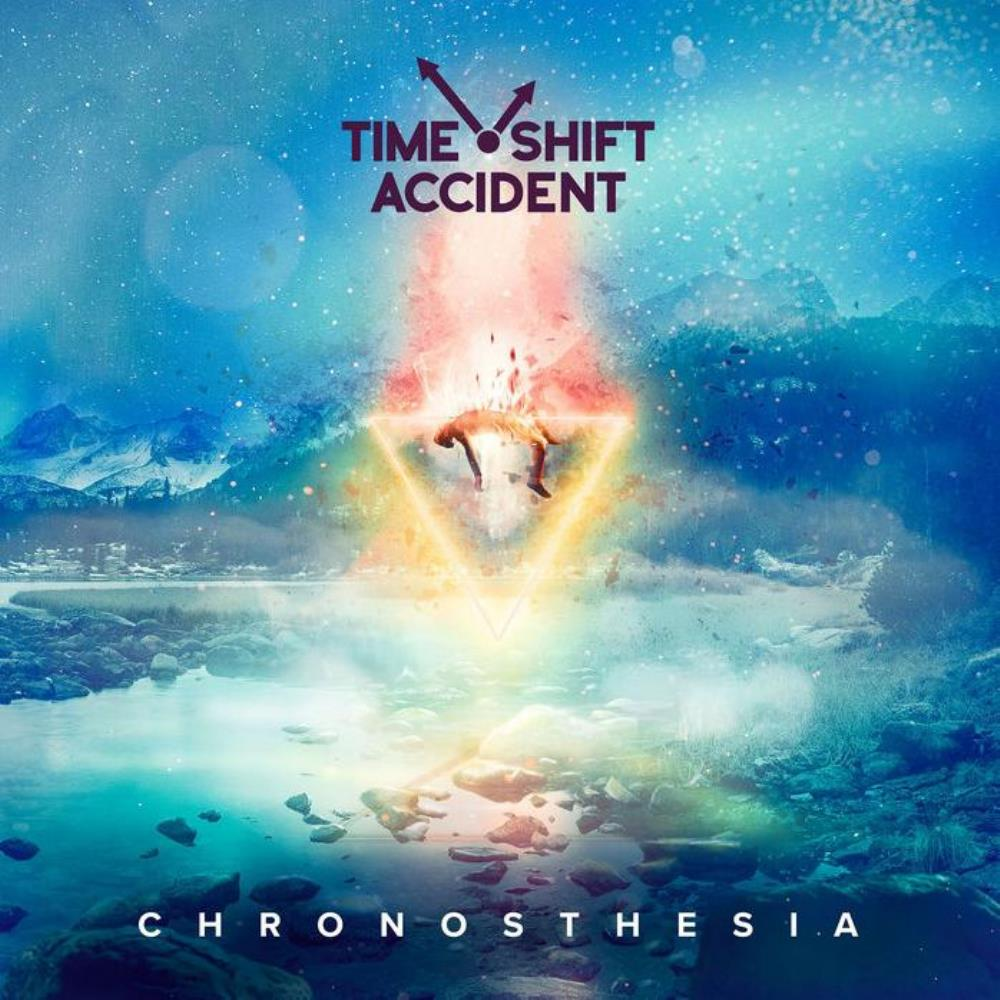 Chronosthesia by Time Shift Accident album rcover