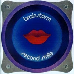 Brainstorm - Second Smile CD (album) cover