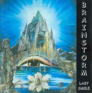 Brainstorm Last Smile album cover