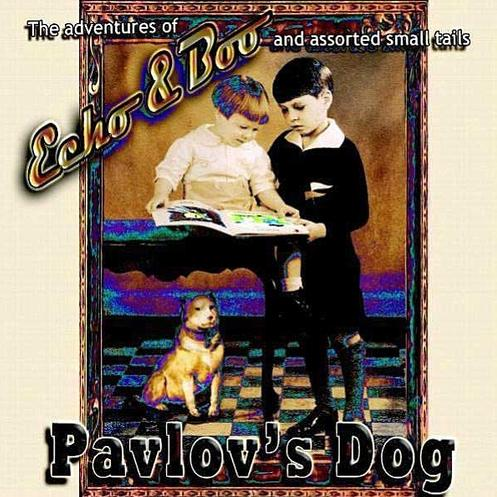Pavlov's Dog - Echo & Boo CD (album) cover