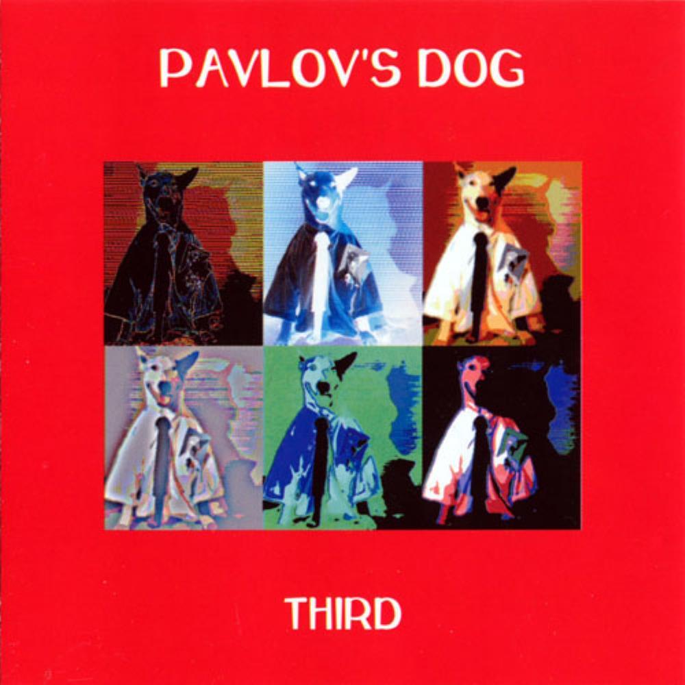 Third by PAVLOV'S DOG album cover