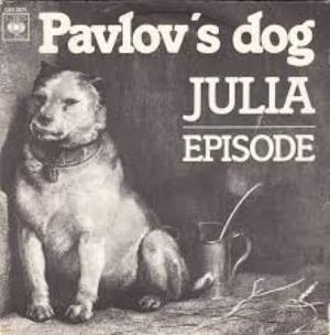 Pavlov's Dog Julia album cover