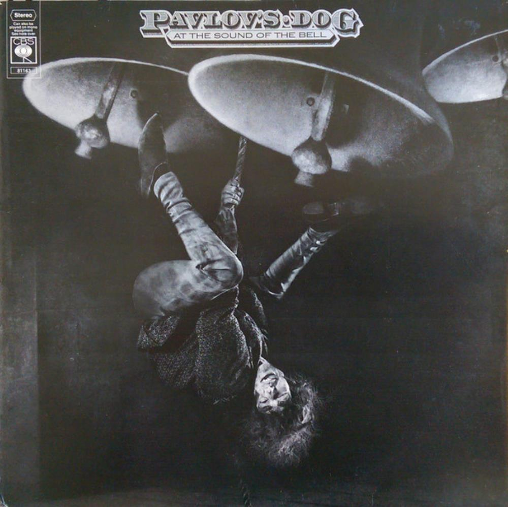 At The Sound Of The Bell by PAVLOV'S DOG album cover
