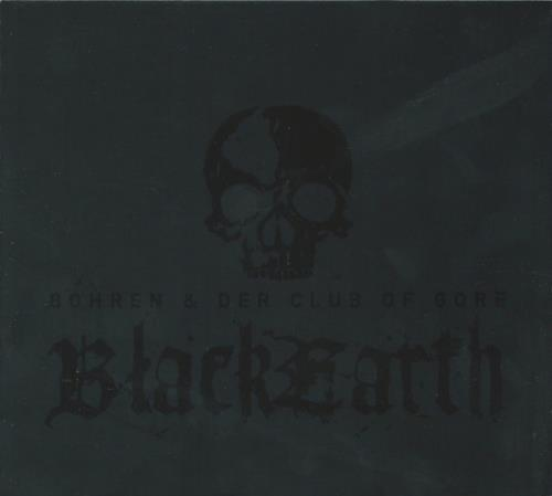 Black Earth by BOHREN & DER CLUB OF GORE album cover