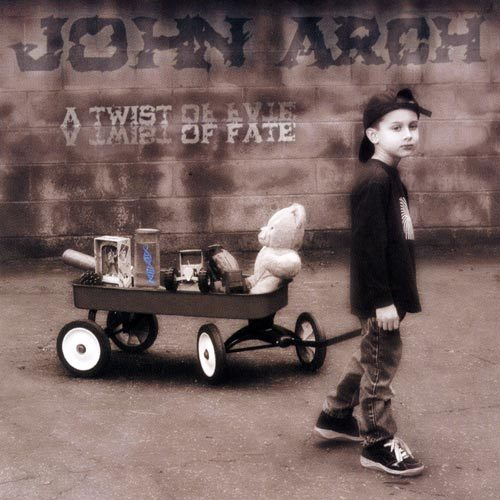 John Arch - A Twist Of Fate (EP) CD (album) cover