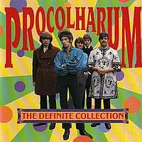 Procol Harum - The Definitive Collection CD (album) cover