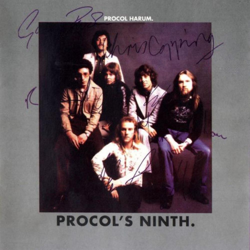 Procol Harum - Procol's Ninth CD (album) cover