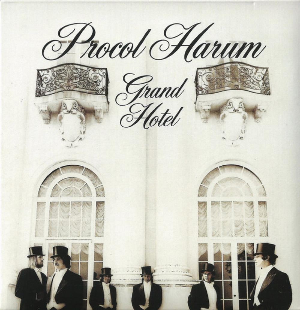 Procol Harum - Grand Hotel CD (album) cover