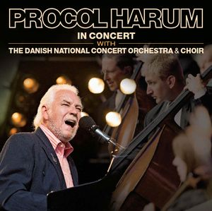 Procol Harum In Concert With The Danish National Concert Orchestra And Choir album cover