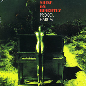 Procol Harum Shine On Brightly album cover
