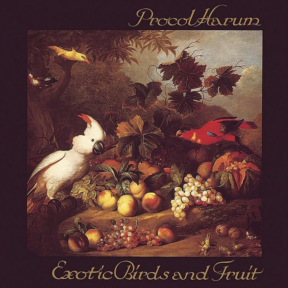 Procol Harum - Exotic Birds And Fruit CD (album) cover
