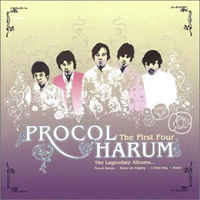 Procol Harum First Four album cover