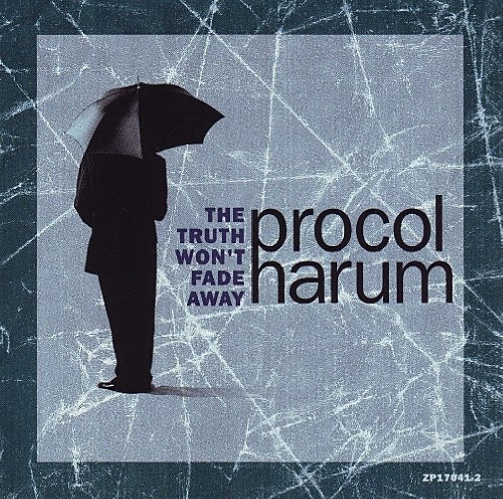 Procol Harum The Truth Won't Fade Away album cover