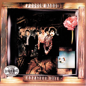 Procol Harum Greatest Hits album cover
