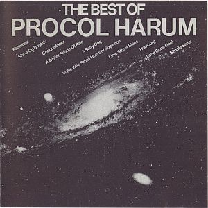 Procol Harum - The Best of Procol Harum [A&M] CD (album) cover