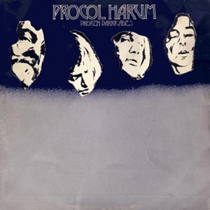 Broken Barricades by PROCOL HARUM album cover