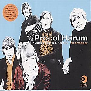 Procol Harum - Classic Tracks and Rarities: An Anthology CD (album) cover