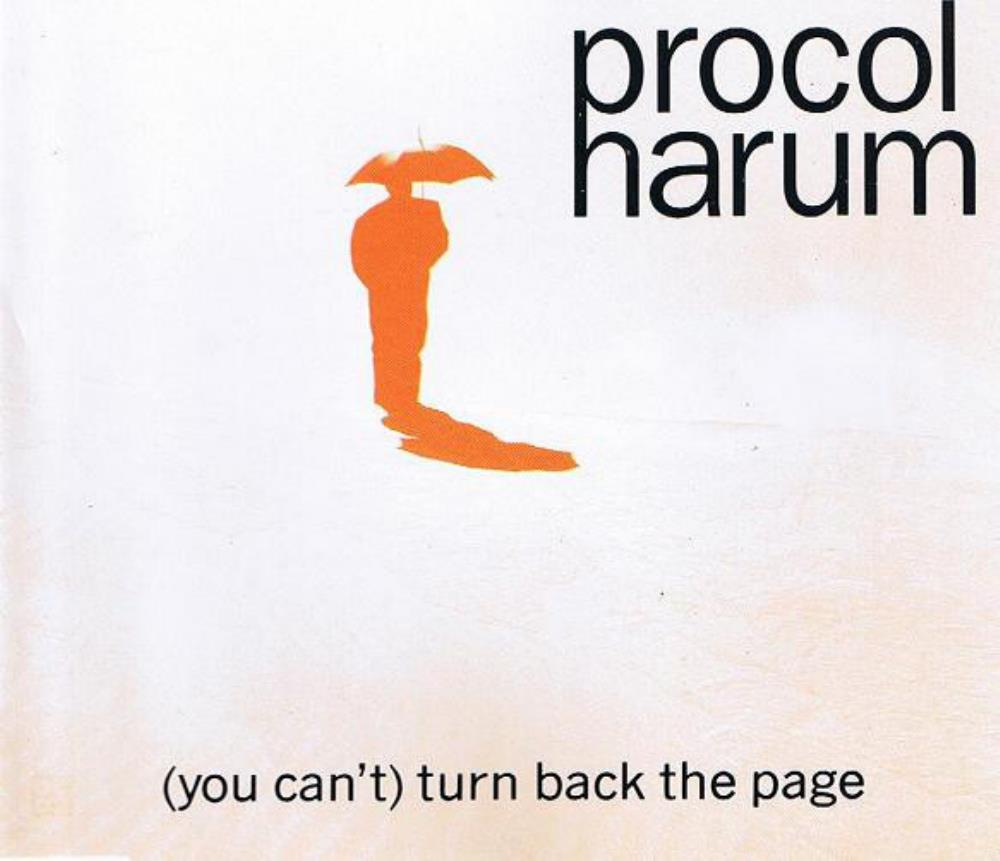 Procol Harum (You Can't) Turn Back the Page album cover