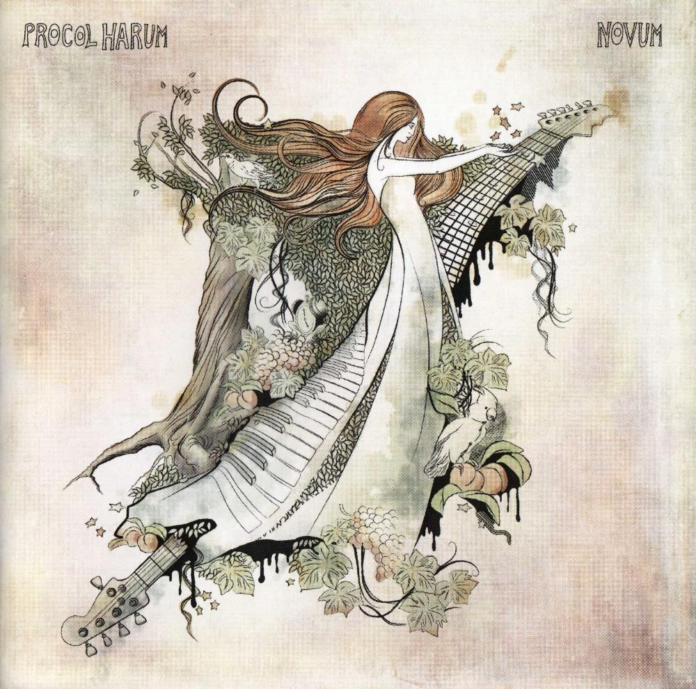Novum by PROCOL HARUM album cover
