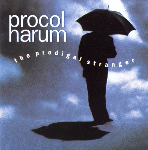 Procol Harum - Prodigal Stranger CD (album) cover