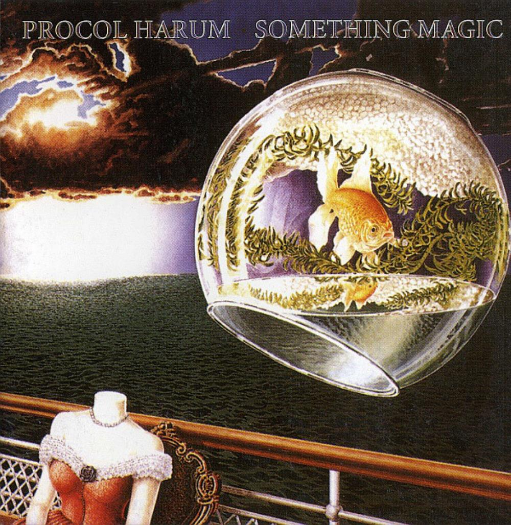 Something Magic by PROCOL HARUM album cover